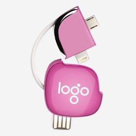 promotional ios & android sync-&-charge cable wholesale