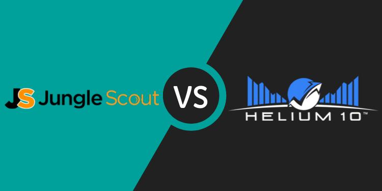 Helium 10 VS Jungle Scout: Features